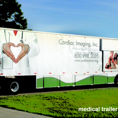 Medical Trailer Design
