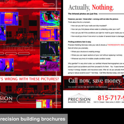 Precision Building Services Cover