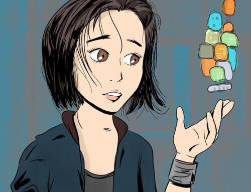 New Digital Character Illustrations