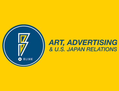 Art, Advertising & U.S.-Japan Relations: Event by BLINK Community