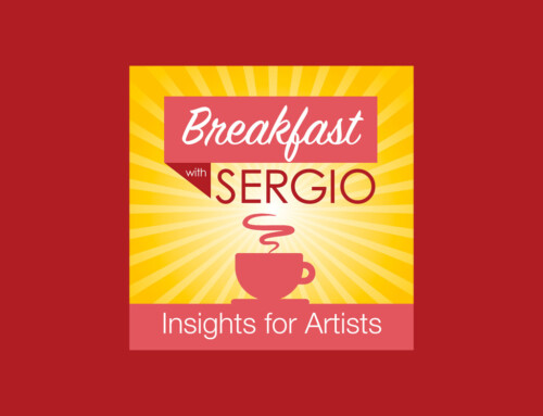 Michael Does Breakfast With Sergio, Talks About the New Book