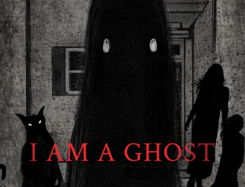 I Am a Ghost Movie Poster Project