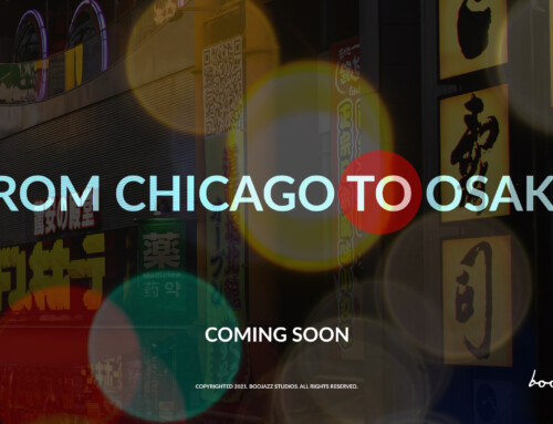 From Chicago to Osaka: Screenplay for a Motion Picture
